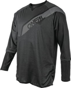 O'NEAL TOBANGA Jersey V.20 Black/Gray