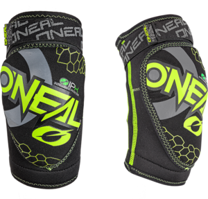 O'NEAL DIRT Knee Guard Youth V.18 Neon gelb