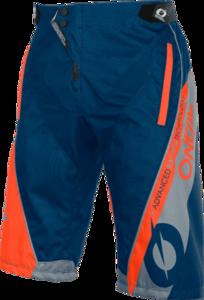 O'NEAL ELEMENT FR Shorts HYBRID V.20 Blue/Orange