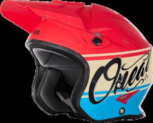 O'NEAL SLAT Helmet V.20 Rot/Blau
