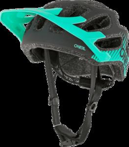 O'NEAL THUNDERBALL Helmet V.20 Black/Mint