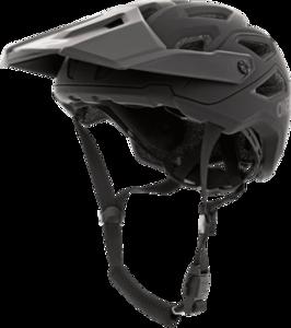 O'NEAL PIKE Helmet SOLID V.19 Black/Gray