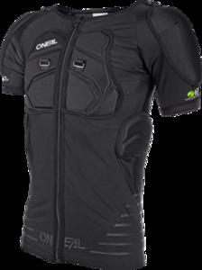 O'NEAL STV Short Sleeve Protector Shirt V.21 Black