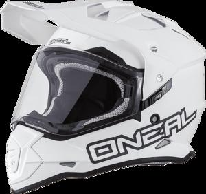 O'NEAL SIERRA Helmet FLAT V.18 White