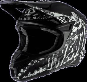 O'NEAL 5SRS Polyacrylite Helmet RIDER V.20 Black/White