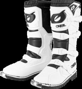 O'NEAL RIDER PRO Boot V.21 White