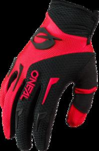 O'NEAL ELEMENT Youth Handschuh V.21 Rot/Schwarz