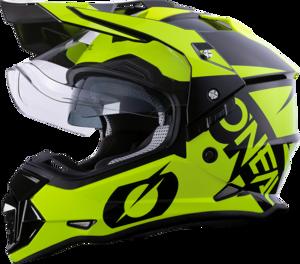 O'NEAL SIERRA Helmet V.22 Neon yellow/Black