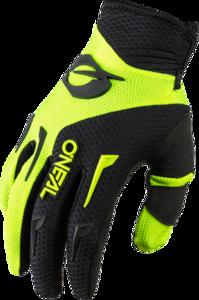 O'NEAL ELEMENT Youth Handschuh V.21 Neon gelb/Schwarz