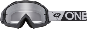 O'NEAL B-10 Brille SPEEDMETAL V.21 Schwarz/Grau One Size