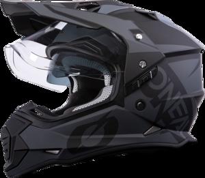 O'NEAL SIERRA Helmet V.22 Black/Gray