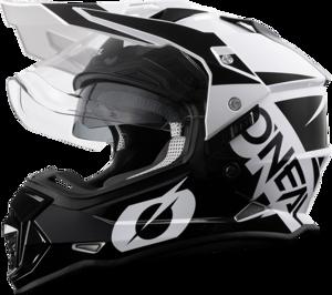 O'NEAL SIERRA Helmet V.22 Black/White